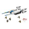 لگو جنگنده شورشی ۶۵۹ قطعه سری LEGO Star Wars