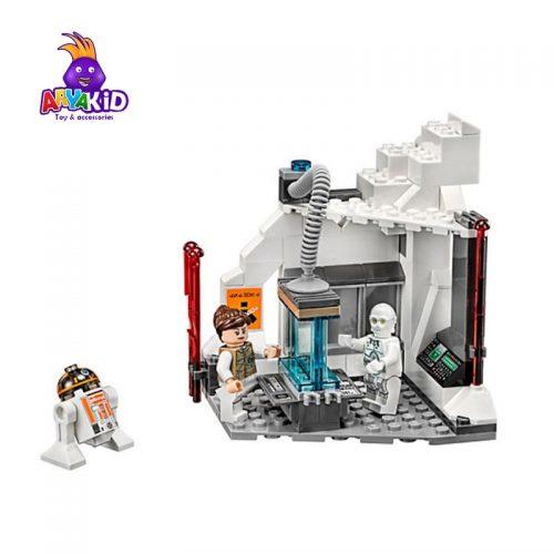 لگو حملات جنگی ۲۱۴۴ قطعه سری LEGO Star Wars2