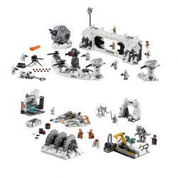 لگو حملات جنگی ۲۱۴۴ قطعه سری LEGO Star Wars