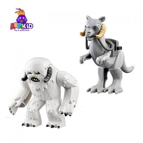 لگو حملات جنگی ۲۱۴۴ قطعه سری LEGO Star Wars4