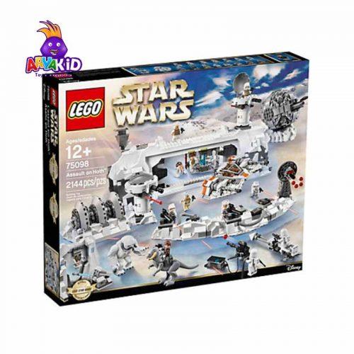 لگو حملات جنگی ۲۱۴۴ قطعه سری LEGO Star Wars9