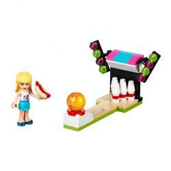 لگو سالن بولینگ ۵۱ قطعه سری LEGO Friends