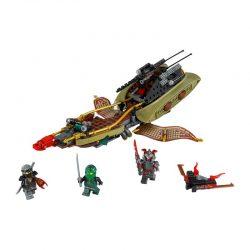 لگو سایه سرنوشت ۳۶۰ قطعه سری LEGO Ninjago