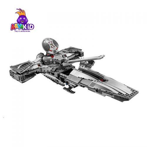 لگو سفینه نفوذی ۶۶۲ قطعه سری LEGO Star Wars1