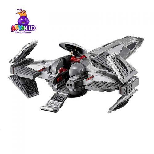لگو سفینه نفوذی ۶۶۲ قطعه سری LEGO Star Wars2