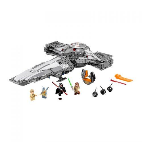 لگو سفینه نفوذی ۶۶۲ قطعه سری LEGO Star Wars