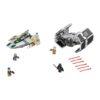 لگو سفینه و جت ۷۰۲ قطعه سری LEGO Star Wars
