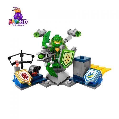 لگو شوالیه آرون ۸۲ قطعه سری LEGO NEXO Knights1