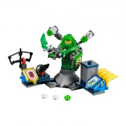 لگو شوالیه آرون ۸۲ قطعه سری LEGO NEXO Knights