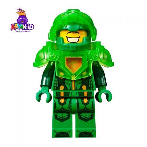 لگو شوالیه آرون ۸۲ قطعه سری LEGO NEXO Knights3
