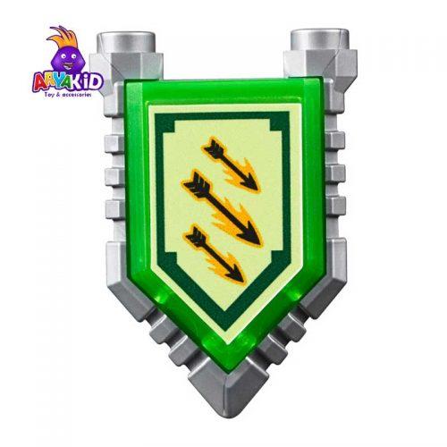 لگو شوالیه آرون ۸۲ قطعه سری LEGO NEXO Knights5
