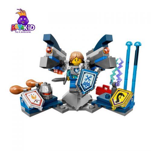 لگو شوالیه رابین ۷۵ قطعه سری LEGO NEXO Knights1