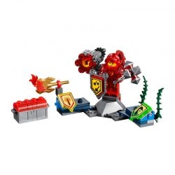 لگو شوالیه میسی ۱۰۱ قطعه سری LEGO NEXO Knights