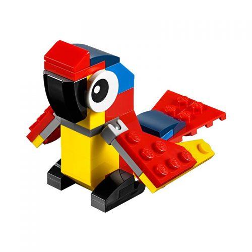 لگو طوطی ۴۳ قطعه سری LEGO Creator