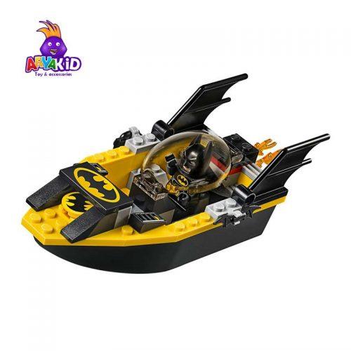 لگو قایق بتمن ۶۳ قطعه سری LEGO JUNIORS