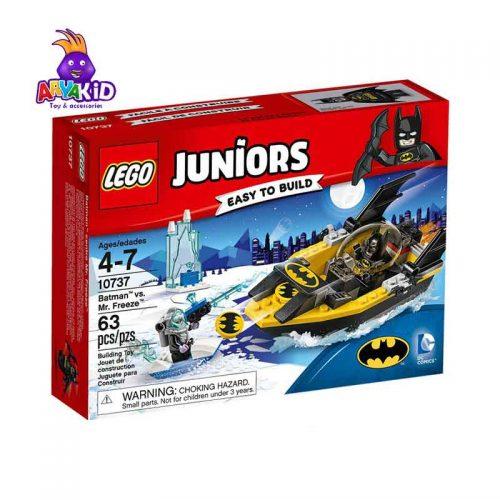 لگو قایق بتمن ۶۳ قطعه سری LEGO JUNIORS6