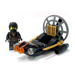 لگو قایق جنگی ۴۳ قطعه سری LEGO Ninjago