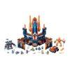 لگو قلعه پادشاه ۱۴۲۶ قطعه سری LEGO NEXO Knights