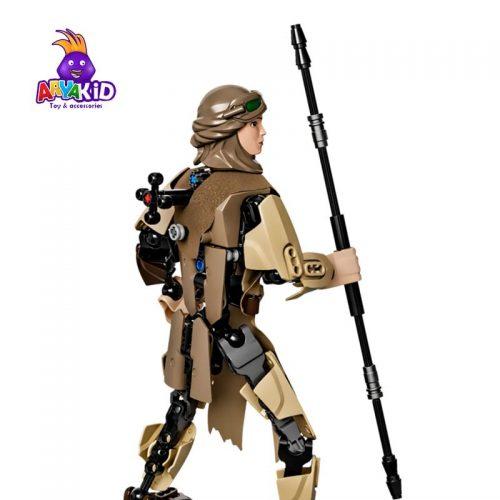 لگو قهرمان ری ۸۴ قطعه سری LEGO Star Wars2