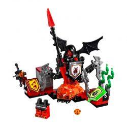 لگو لاواریا ۶۹ قطعه سری LEGO NEXO Knights