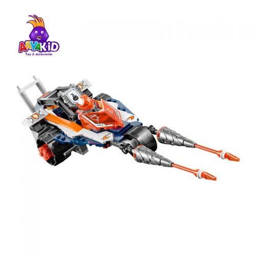 لگو ماشین جاستر ۲۱۶ قطعه سری LEGO NEXO Knights1