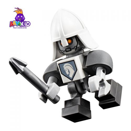لگو ماشین جاستر ۲۱۶ قطعه سری LEGO NEXO Knights4