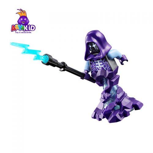 لگو ماشین جاستر ۲۱۶ قطعه سری LEGO NEXO Knights5