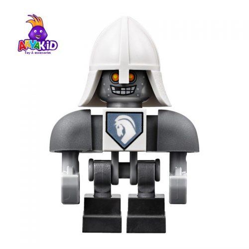لگو ماشین جاستر ۲۱۶ قطعه سری LEGO NEXO Knights7