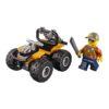 لگو ماشین جنگل ۳۶ قطعه سری LEGO CITY