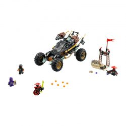 لگو ماشین جنگی ۴۰۶ قطعه سری LEGO Ninjago