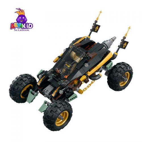 لگو ماشین جنگی ۴۰۶ قطعه سری LEGO Ninjago3