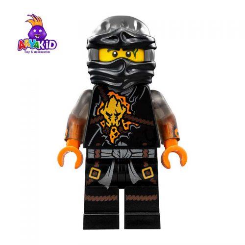 لگو ماشین جنگی ۴۰۶ قطعه سری LEGO Ninjago7