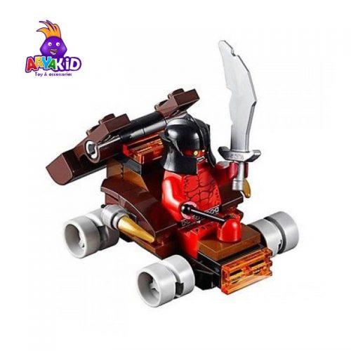 لگو ماشین جنگی ۴۰ قطعه سری LEGO NEXO Knights1