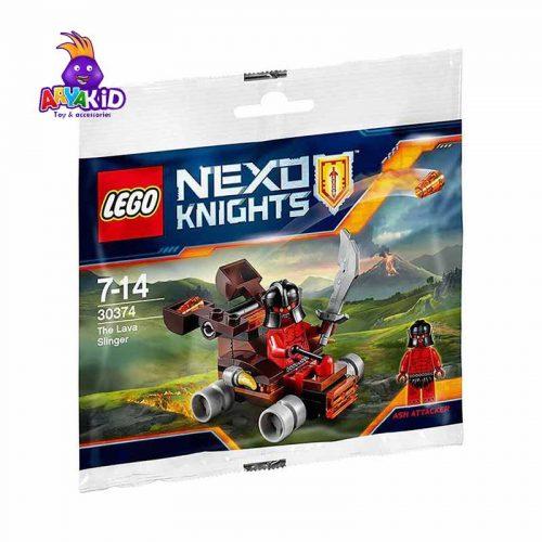 لگو ماشین جنگی ۴۰ قطعه سری LEGO NEXO Knights3