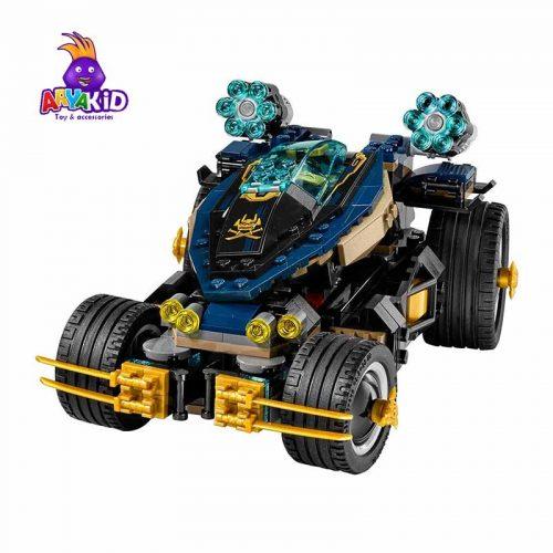 لگو ماشین سامورایی ۴۲۸ قطعه سری LEGO Ninjago1