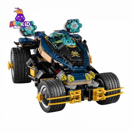 لگو ماشین سامورایی ۴۲۸ قطعه سری LEGO Ninjago2