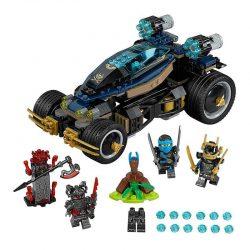 لگو ماشین سامورایی ۴۲۸ قطعه LEGO Ninjago