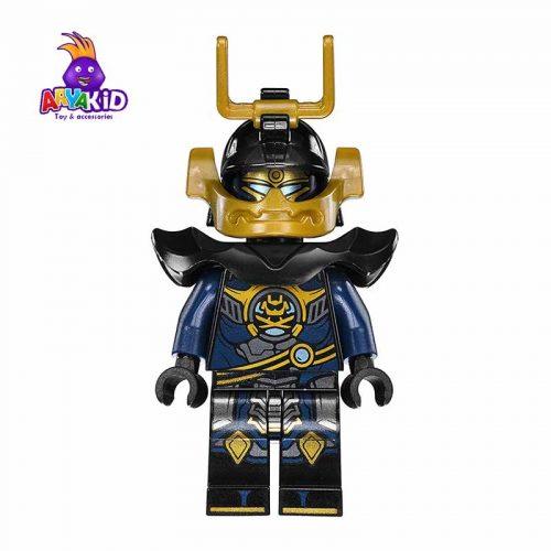 لگو ماشین سامورایی ۴۲۸ قطعه سری LEGO Ninjago4