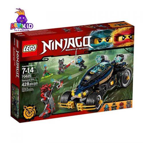 لگو ماشین سامورایی ۴۲۸ قطعه سری LEGO Ninjago7