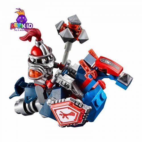 لگو ماشین عقربی ۳۱۴ قطعه سری LEGO NEXO Knights2