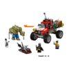 لگو ماشین و بت اسکی ۴۶۰ قطعه LEGO BATMAN