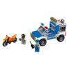 لگو ماشین پلیس ۹۰ قطعه سری LEGO JUNIORS