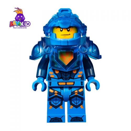 لگو مبارز ۷۲ قطعه سری LEGO NEXO Knights4