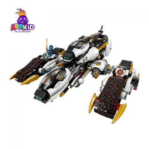 لگو مهاجم جنگی ۱۰۹۳ قطعه سری LEGO Ninjago1
