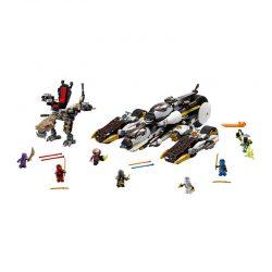 لگو مهاجم جنگی ۱۰۹۳ قطعه سری LEGO Ninjago