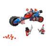 لگو موتور جنگی ۲۰۲ قطعه سری LEGO NEXO Knights