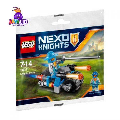 لگو موتور شوالیه ۴۲ قطعه سری LEGO NEXO Knights2