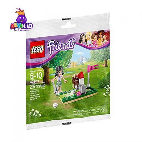 لگو مینی گلف ۲۶ قطعه سری LEGO Friends1