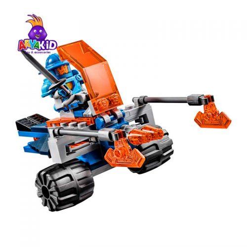 لگو نبرد بلستر ۷۶ قطعه سری LEGO NEXO Knights