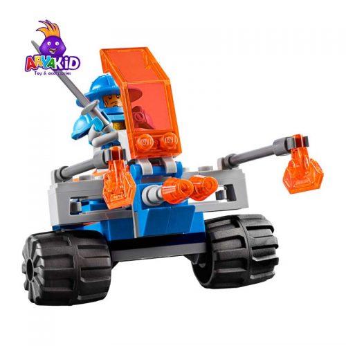 لگو نبرد بلستر ۷۶ قطعه سری LEGO NEXO Knights2